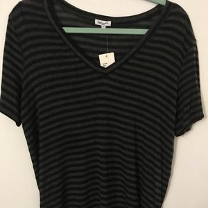 Splendid short sleeve top - size small NWT